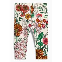 Леггинсы для девочки Цветы оптом (код товара: 48632)