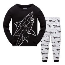 Пижама для мальчика Акула оптом (код товара: 48653)