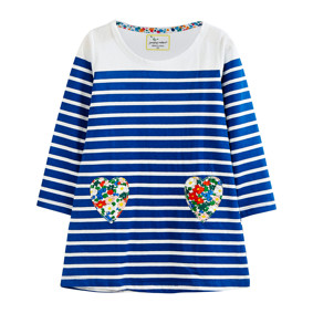 Платье для девочки Два сердца (код товара: 48628): купить в Berni