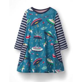 Платье для девочки НЛО (код товара: 48630): купить в Berni