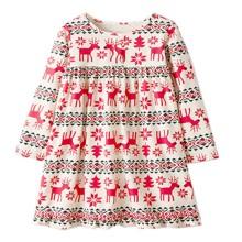 Платье для девочки Олени (код товара: 48629)