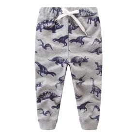 Штаны для мальчика Динозавры (код товара: 48647): купить в Berni