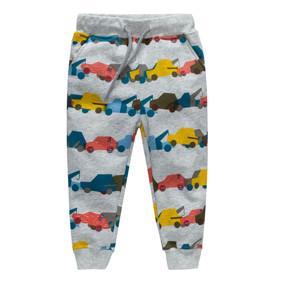 Штаны для мальчика Машины (код товара: 48646): купить в Berni