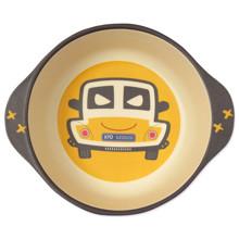 Тарелка из бамбукового волокна Машина (код товара: 48656)
