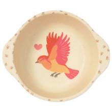 Тарелка из бамбукового волокна Птица (код товара: 48654)