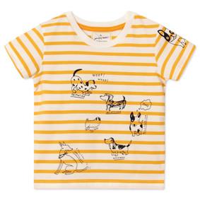 Детская футболка Собаки (код товара: 48737): купить в Berni