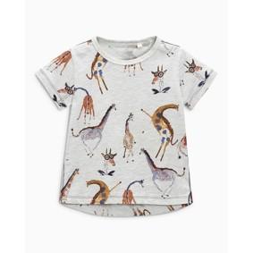 Детская футболка Жирафы (код товара: 48766): купить в Berni