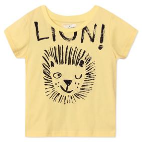 Футболка детская Лев (код товара: 48735): купить в Berni
