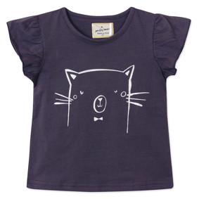 Футболка для девочки Кот (код товара: 48722): купить в Berni