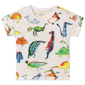 Футболка для мальчика Динозавры (код товара: 48734): купить в Berni
