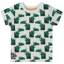 Футболка для мальчика Крокодилы (код товара: 48736)
