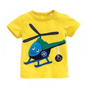 Футболка для мальчика Вертолет (код товара: 48781): купить в Berni