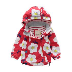 Куртка для девочки Ромашка (код товара: 48792): купить в Berni