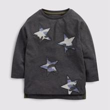 Лонгслив для мальчика Звезды оптом (код товара: 48748)
