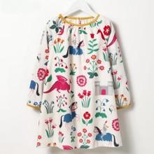 Платье для девочки Рыцарь и дракон (код товара: 48785)