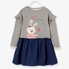 Платье для девочки Зайчик (код товара: 48772): купить в Berni