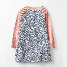 Платье для девочки Зайчики (код товара: 48771)
