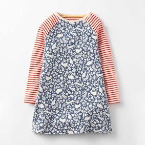 Платье для девочки Зайчики (код товара: 48771): купить в Berni