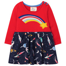 Платье для девочки Звезда (код товара: 48720)