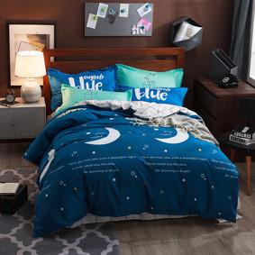 Комплект постельного белья Луна (двуспальный-евро) (код товара: 48833): купить в Berni