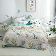 Комплект постельного белья Колоски (двуспальный-евро) (код товара: 48972)