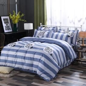 Комплект постельного белья Ты прекрасна (двуспальный-евро) (код товара: 48900): купить в Berni