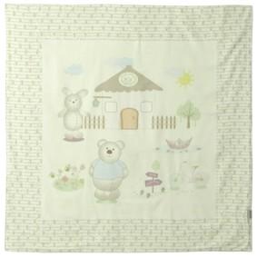 Детское одеяло для новорожденного Bebitof  оптом (код товара: 4986): купить в Berni