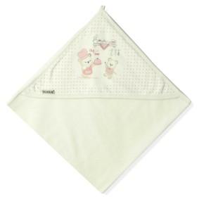 Детское полотенце с уголком Bebitof  (код товара: 4932): купить в Berni