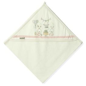 Детское полотенце с уголком Bebitof     (код товара: 4938): купить в Berni