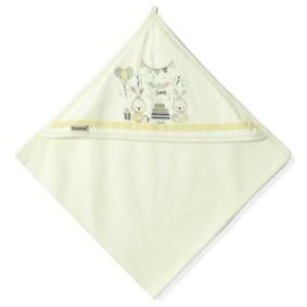 Детское полотенце с уголком Bebitof      (код товара: 4939): купить в Berni