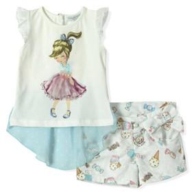 Комплект 2 в 1 для девочки Baby Rose (код товара: 4955): купить в Berni