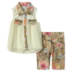 Комплект 3 в 1 для девочки Miss Pallone  (код товара: 4982): купить в Berni