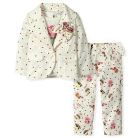 Костюм 3 в 1 для девочки Baby Rose (код товара: 4909): купить в Berni