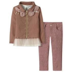 Костюм 3 в 1 для девочки Baby Rose   (код товара: 4911): купить в Berni