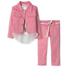 Костюм 4 в 1 для девочки Baby Rose (код товара: 4913): купить в Berni