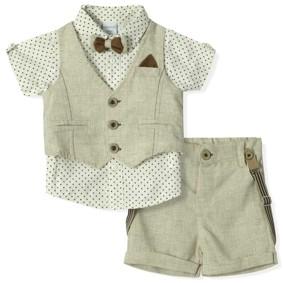 Костюм 5 в 1 для мальчика Baby Rose (код товара: 4956): купить в Berni