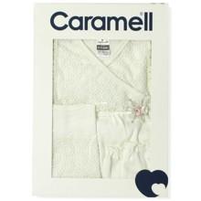 Набор 5 в 1 для новорожденной девочки Caramell  (код товара: 4903)