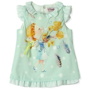 Платье для девочки Cocoland (код товара: 4963): купить в Berni