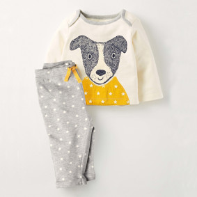 Детский костюм 2 в 1 Щенок оптом (код товара: 49085): купить в Berni