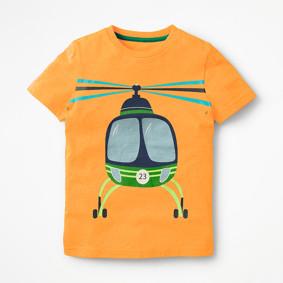 Футболка для мальчика Вертолет (код товара: 49095): купить в Berni
