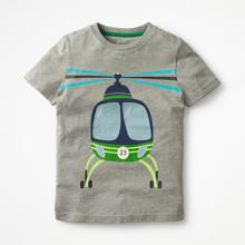 Футболка для мальчика Вертолет (код товара: 49096)