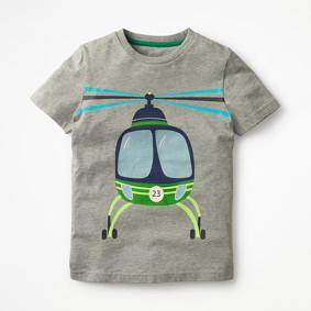 Футболка для мальчика Вертолет (код товара: 49096): купить в Berni