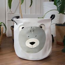 Корзина для игрушек, белья, хранения Медведь (код товара: 49049)