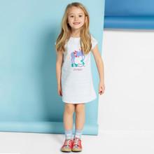 Плаття для дівчинки Конячка у віночку оптом (код товара: 49074)