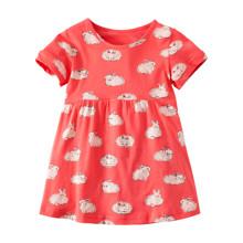 Платье для девочки Белый кролик (код товара: 49067)