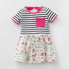 Платье для девочки Цветочная поляна (код товара: 49077)