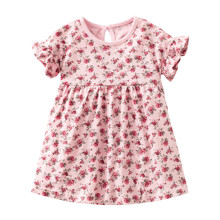 Платье для девочки Цветы (код товара: 49061)