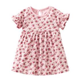 Платье для девочки Цветы (код товара: 49061): купить в Berni