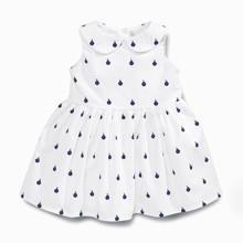 Платье для девочки Кораблики (код товара: 49079)