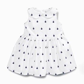 Платье для девочки Кораблики (код товара: 49079): купить в Berni